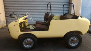 1969 Rare FERVES RANGER 4x4 Fiat 500 600 Derivative For Sale