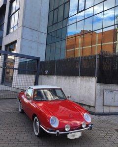 1966 Fiat 850 Spider Bertone 1ª Serie by Guijaro For Sale