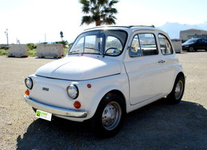 FIAT 500R (1973) - RESTORED For Sale