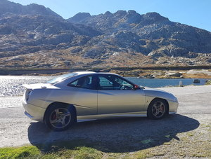 Fiat Coupe 20v Turbo 5 Cylinder T1999 For Sale