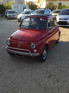 1969 Fiat 500 L (Lusso) - Fully restored - ready to go! i SOLD