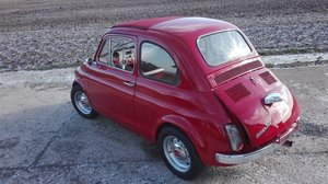 1969 Fiat 500 F - TOP RESTORED with Abarth engine For Sale