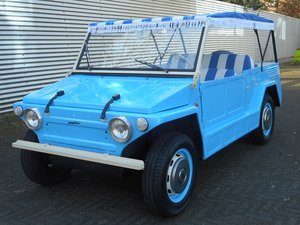 1972 FIAT 600 SAVIO JUNGLA BEACH CAR