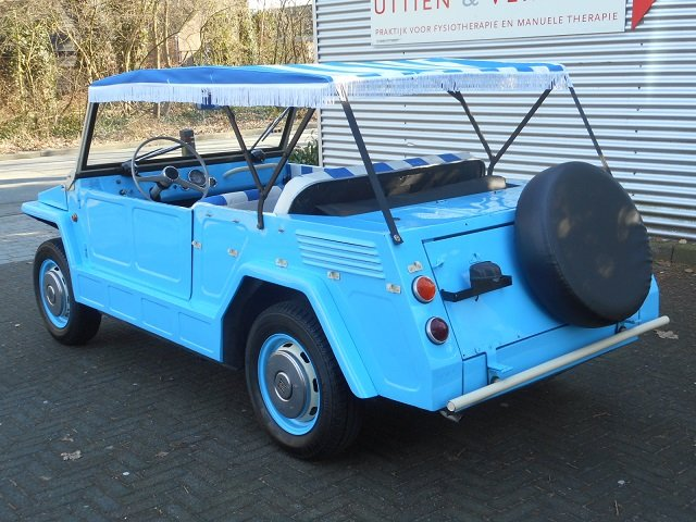 1972 FIAT 600 SAVIO JUNGLA BEACH CAR For Sale (picture 2 of 6)