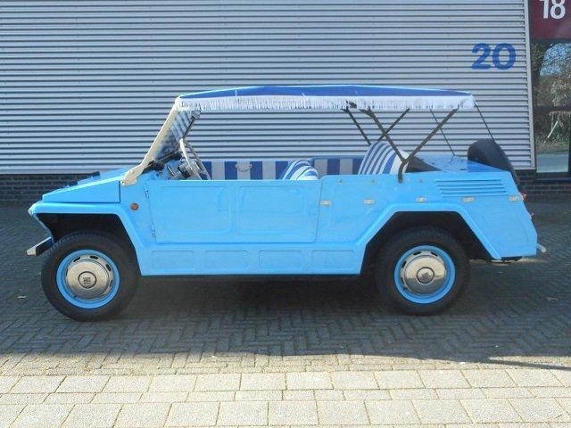1972 FIAT 600 SAVIO JUNGLA BEACH CAR For Sale (picture 6 of 6)