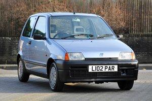 1994 Fiat cinquecento SX For Sale