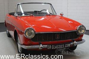 Fiat 1500 Cabriolet 1965 Pininfarina For Sale