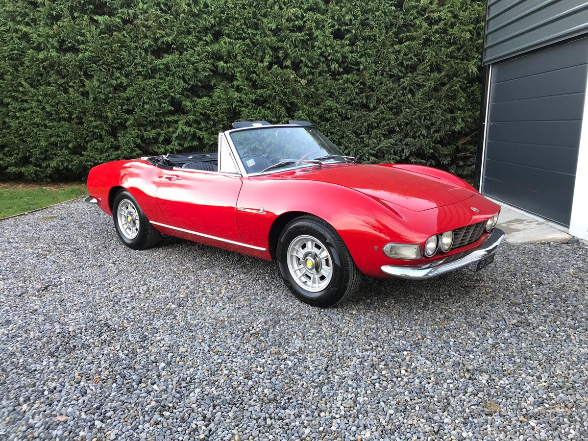 Stunning 1968 Fiat Dino Spider For Sale (picture 1 of 6)