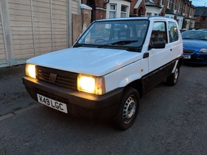 1992 Fiat Panda 1000 CLX  *Low Mileage* For Sale