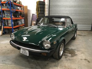 1977 Fiat 124 1800 Sport Spider For Sale