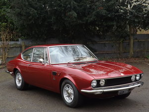 1969 Fiat Dino 2.4 Coupe - Stunning car 34344 kms For Sale by Auction