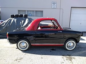 1959 Fiat 500 Bianchina = Restored 29k miles  POR $34k For Sale