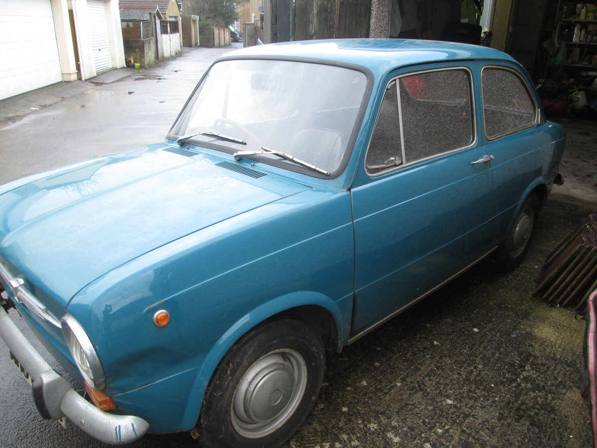 1973 Fiat 850D SOLD (picture 1 of 6)