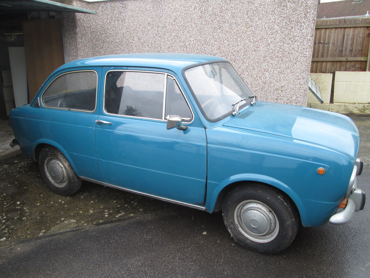 1973 Fiat 850D SOLD (picture 2 of 6)