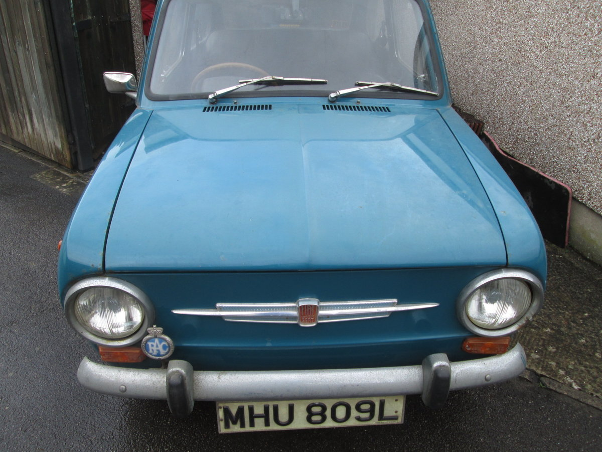 1973 Fiat 850D SOLD (picture 6 of 6)