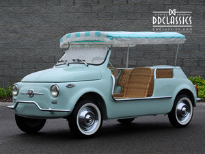 Fiat 600 Jolly Replica For Sale Car And Classic