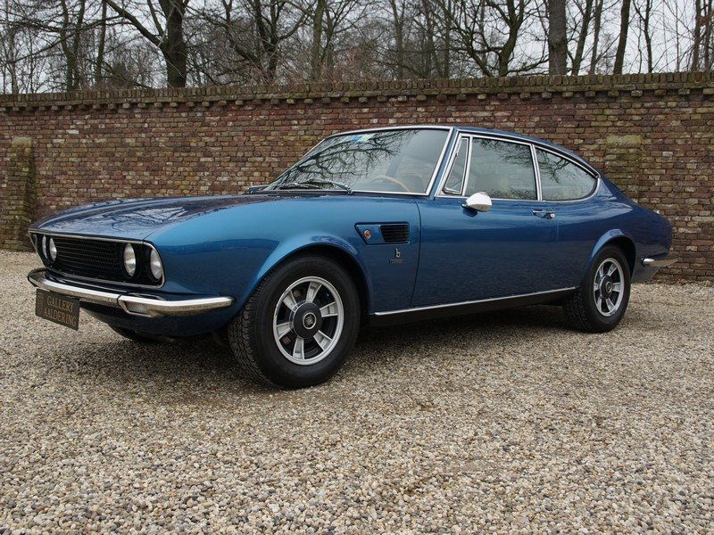 1973 Fiat Dino 2.4 Coupe 2400 For Sale (picture 1 of 6)