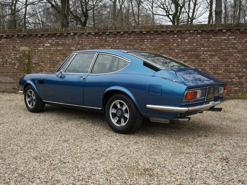 1973 Fiat Dino 2.4 Coupe 2400 For Sale (picture 2 of 6)