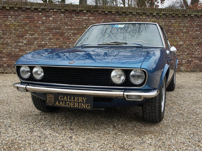 1973 Fiat Dino 2.4 Coupe 2400 For Sale (picture 5 of 6)