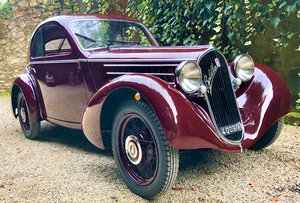 1936 Mille Miglia Elegible For Sale