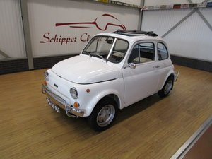 1975 Fiat 500R Rinovatta For Sale