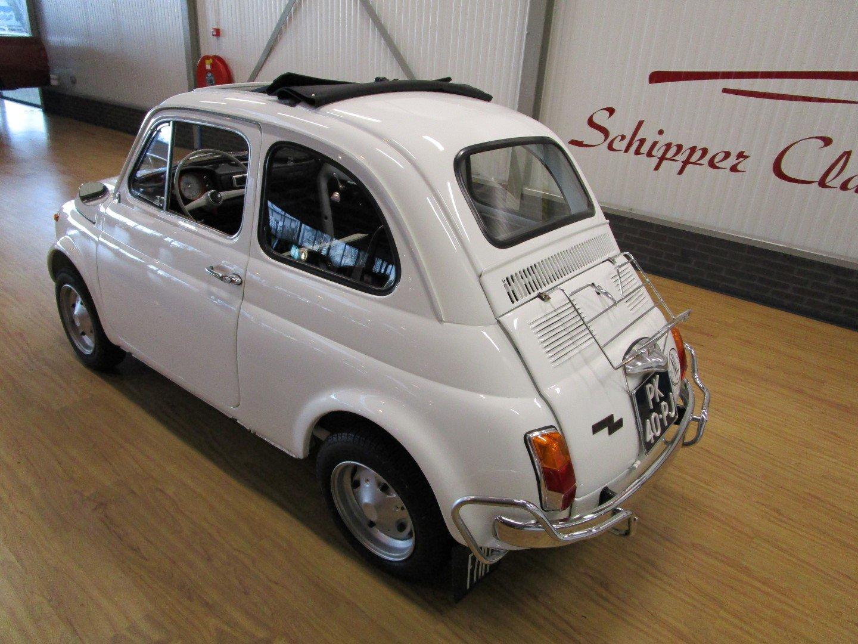 1975 Fiat 500R Rinovatta For Sale (picture 3 of 6)