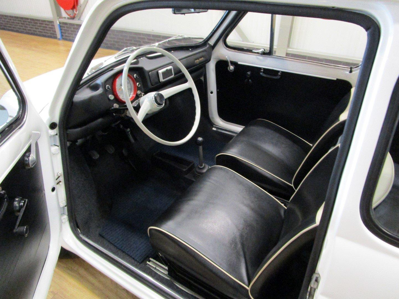 1975 Fiat 500R Rinovatta For Sale (picture 4 of 6)