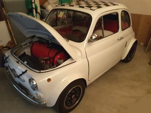 1967 Fiat 500 Abarth Replica 5 speed - Disc brakes- etc For Sale