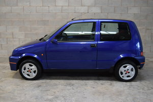 1998 Fiat Cinquecento Sporting, Just 48,739 Miles, Lovely Car SOLD