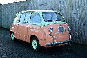 1961 Fiat 600D Multipla For Sale by Auction
