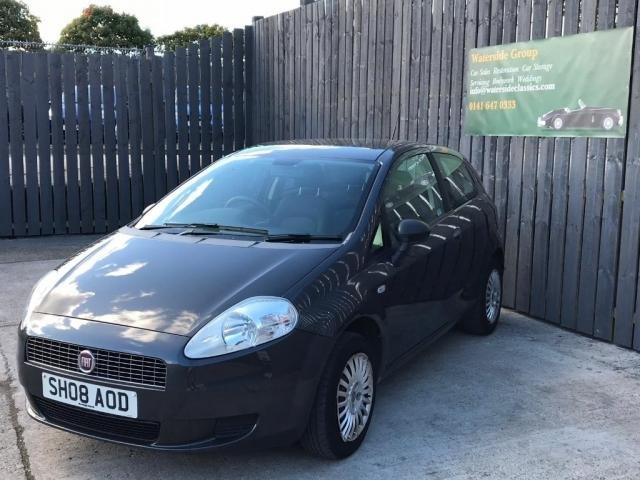 2008 FIAT GRANDE PUNTO 1.2 Active 3dr For Sale (picture 3 of 6)