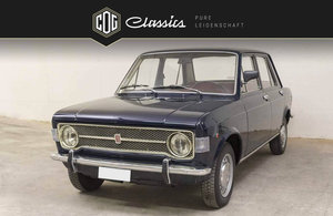 1971 A  very rare little FIAT 128 Berlina A For Sale