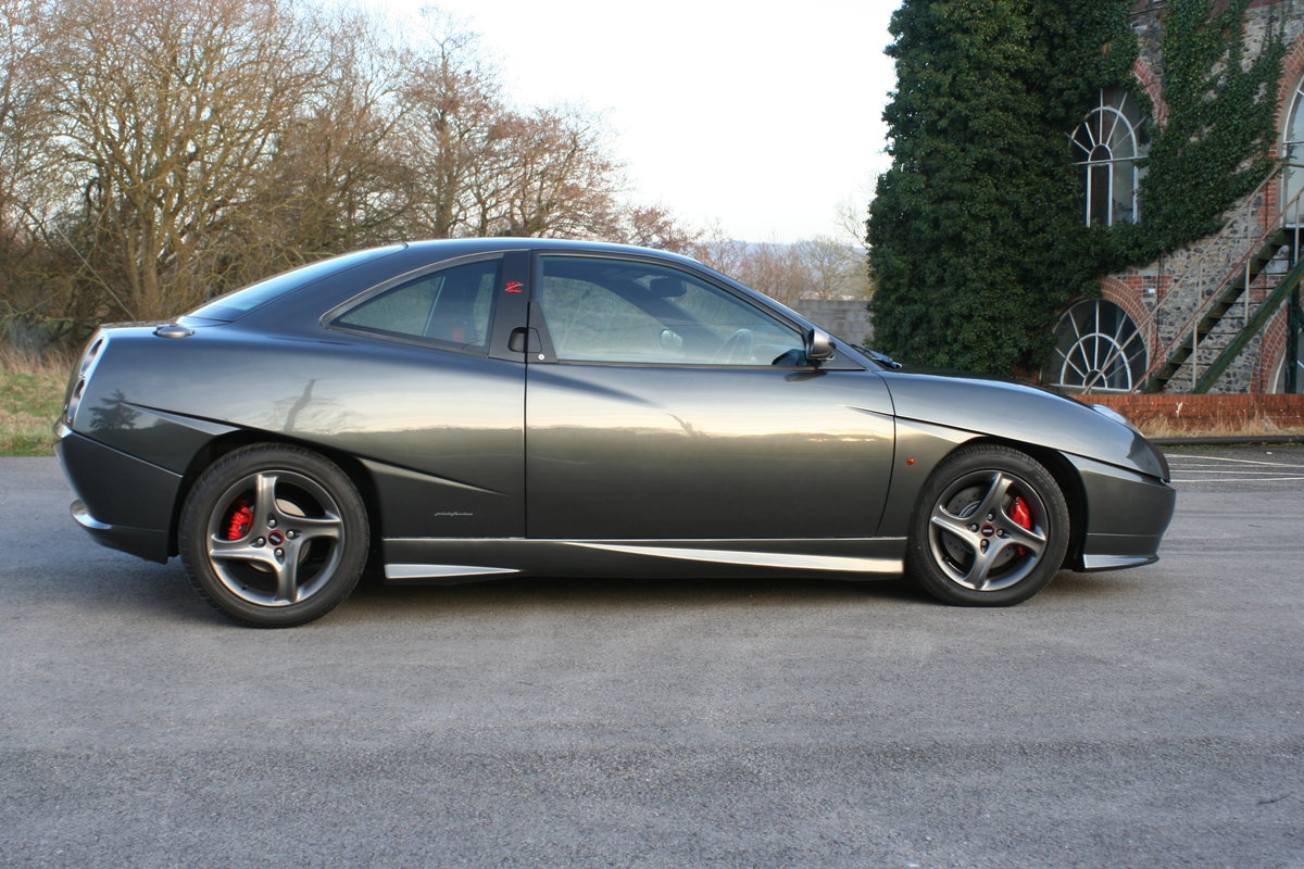 1998 Fiat Coupe 20v Turbo Limited Edition px considered SOLD (picture 1 of 6)