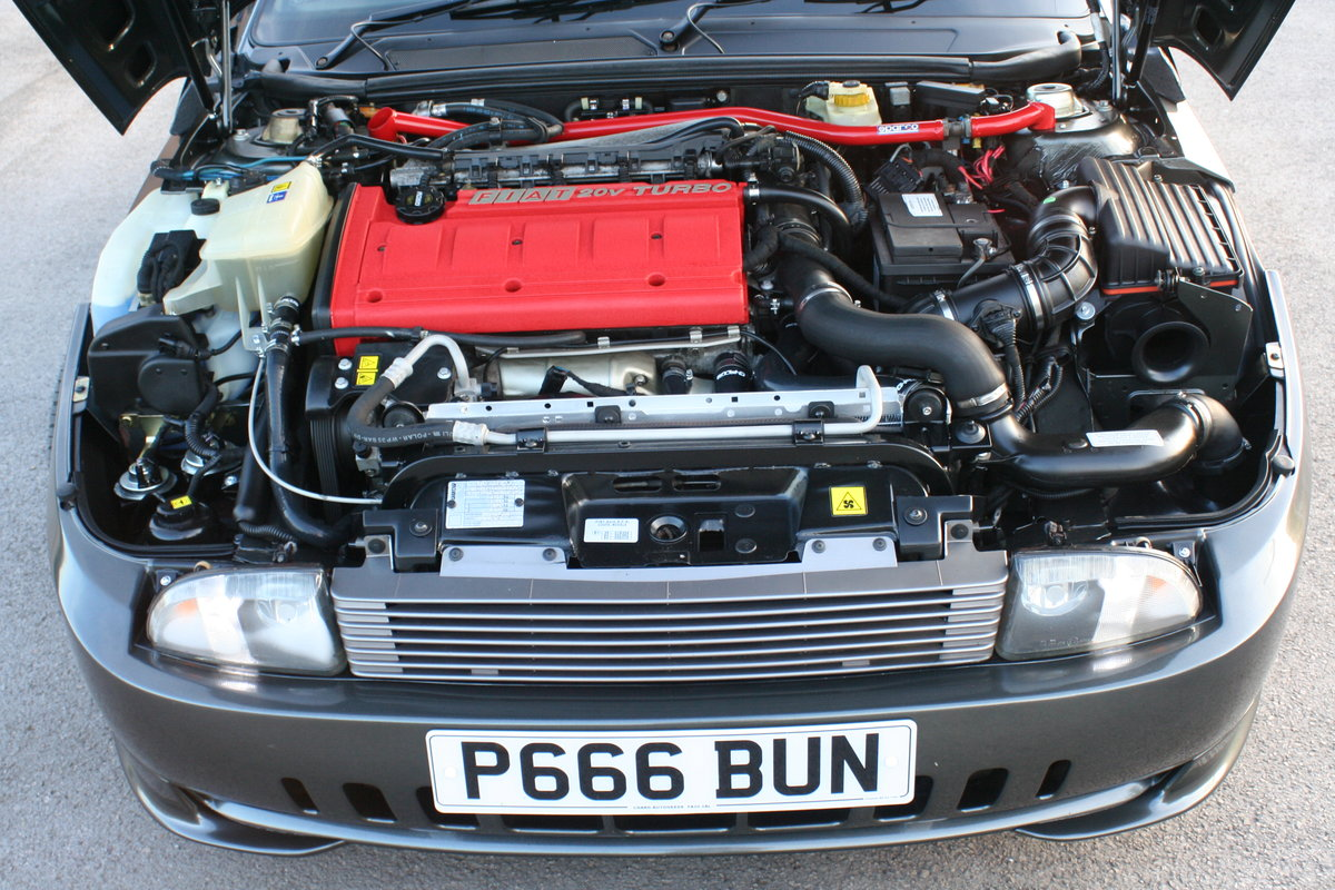 1998 Fiat Coupe 20v Turbo Limited Edition px considered SOLD (picture 2 of 6)