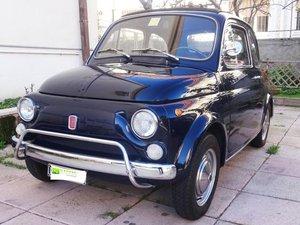 Fiat 500 L DEL 1970 TARGA ORO For Sale