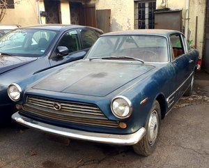 1965 Well preserved Fiat 2300 S coupè For Sale