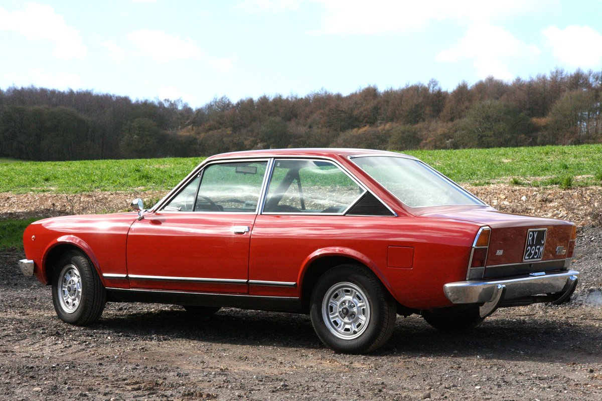 1973 Fiat 124 Sport Coupe 28000 miles For Sale (picture 5 of 6)