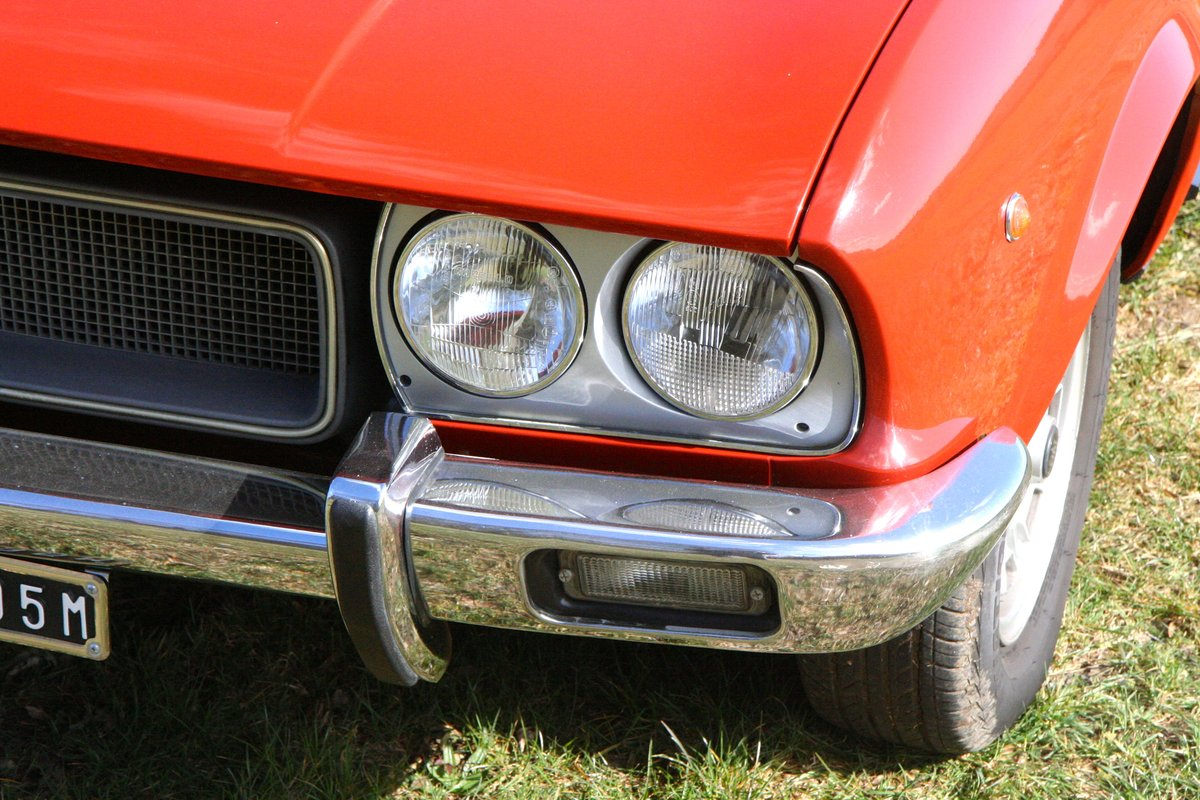 1973 Fiat 124 Sport Coupe 28000 miles For Sale (picture 6 of 6)