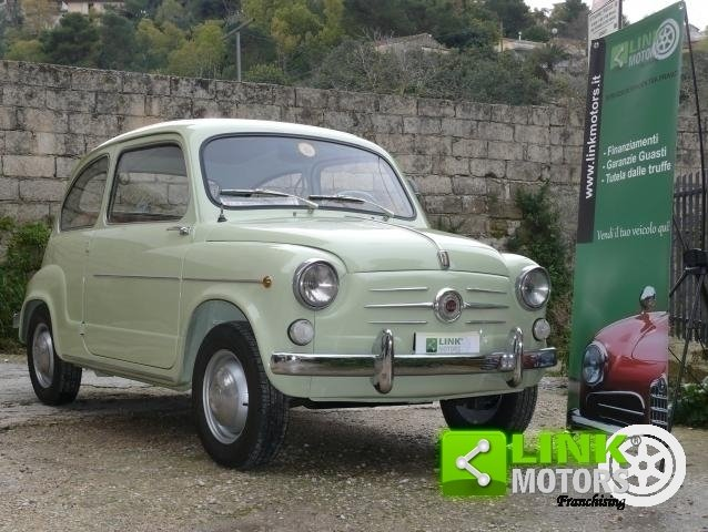 1960 Fiat 600 D For Sale (picture 1 of 6)