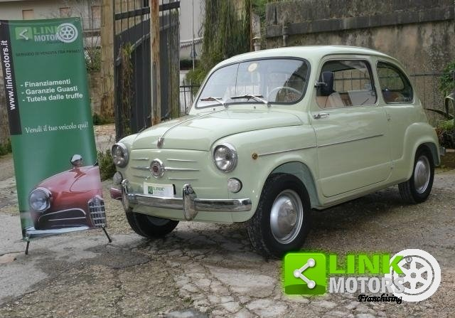 1960 Fiat 600 D For Sale (picture 2 of 6)