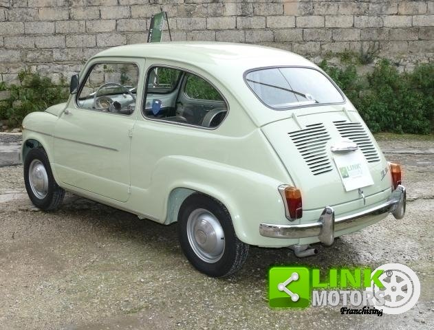 1960 Fiat 600 D For Sale (picture 5 of 6)