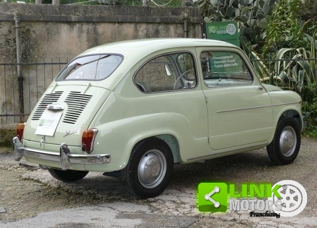 1960 Fiat 600 D For Sale (picture 6 of 6)
