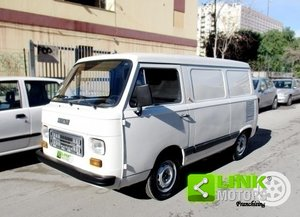 FIAT 900E VAN (1986) RESTAURATO For Sale