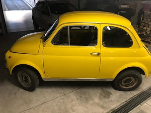 1969 Fiat 500 special model For Sale