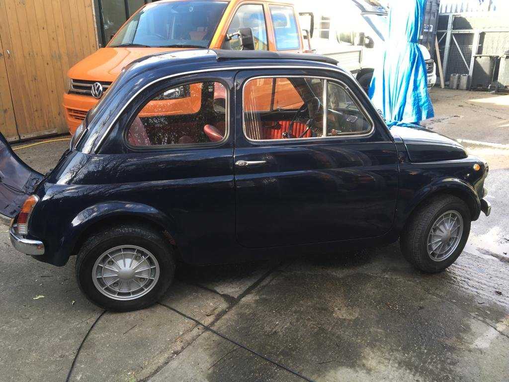 1972 Lovely Fiat 500 For Sale (picture 2 of 6)