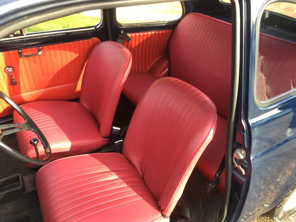 1972 Lovely Fiat 500 For Sale (picture 6 of 6)