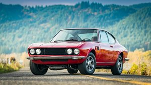 1970 Fiat Dino 2400  = Red(~)Black driver 31k miles  $68k For Sale