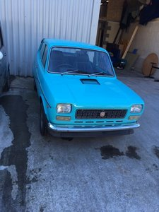 1976 Fiat 127 serie 1 sport