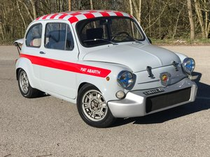 "1967 ""ABARTH 1000 TC TRIBUTE"" FIAT"