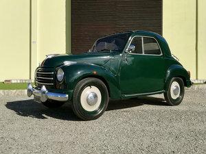1951 FIAT 500C TOPOLINO C